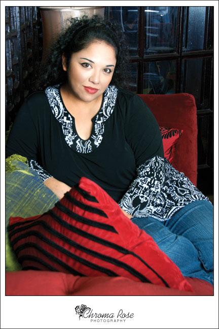 Houston Artist: Julie Zarate